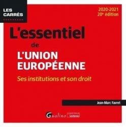 Dernières parutions dans Les Carrés, L'essentiel de l'Union européenne