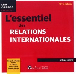 Dernières parutions dans Les Carrés, L'essentiel des relations internationales
