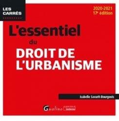 Dernières parutions dans Les Carrés, L'essentiel du droit de l'urbanisme