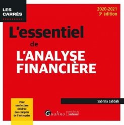 Dernières parutions dans Les Carrés, L'essentiel de l'analyse financière