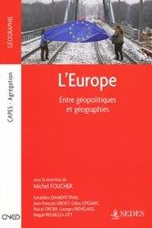 Dernières parutions dans Géographie, L'Europe