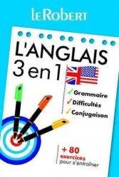 Dernières parutions sur Outils d'apprentissage, L'anglais 3 en 1