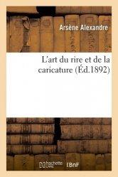 Dernières parutions sur Iconographie et lecture de tableau, L'art du rire et de la caricature
