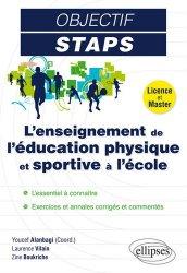 Dernières parutions dans Objectif STAPS, L'enseignement de l'Education physique et sportive à l'école