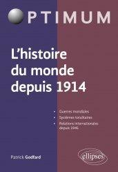 Dernières parutions dans Optimum, L'histoire du monde depuis 1914