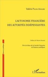 Dernières parutions dans Finances publiques, L'autonomie financière des autorités indépendantes https://fr.calameo.com/read/005370624e5ffd8627086