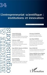 Dernières parutions sur Industrie, L'entrepreneuriat scientifique : institutions et innovation