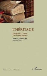 Dernières parutions dans Psychanalyse et civilisations, L'héritage