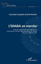 Dernières parutions sur Histoire du droit, L'OHADA en marche