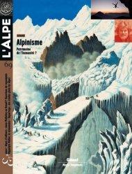 Dernières parutions dans L'Alpe, L'Alpe 69