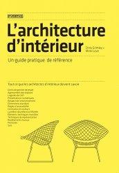 Dernières parutions sur Glossaires techniques, L'architecture d'intérieur