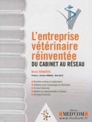 Dernières parutions sur Gestion - Législation, L'entreprise vétérinaire réinventée https://fr.calameo.com/read/005370624e5ffd8627086