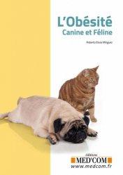 Dernières parutions sur Vétérinaire, L'obésité canine et féline