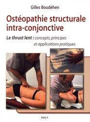 Dernières parutions sur Ostéopathie, L'ostéopathie structurale intra-conjonctive