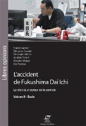 Dernières parutions dans Libres opinions, L'accident de Fukushima dai ichi