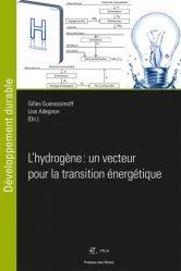 Dernières parutions dans Développement Durable, L'hydrogène : un vecteur pour la transition énergétique