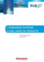 Dernières parutions sur Productique - Usinage, L'ingénierie Système d'une Ligne de Produits