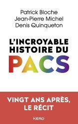 Dernières parutions sur Droit des personnes, L'incroyable histoire du PACS