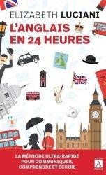 Dernières parutions sur Auto apprentissage, L'anglais en 24 heures