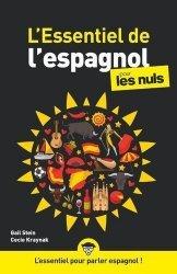 Dernières parutions dans Hors Collection, L'essentiel de l'espagnol pour les nuls ne