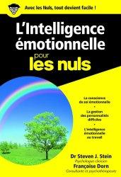 Souvent acheté avec Un an entre les mains de l'univers, le L'intelligence émotionnelle pour les nuls