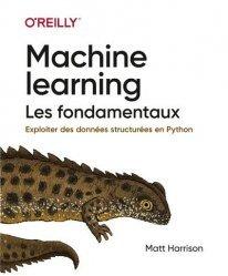 Dernières parutions sur Techniques de programmation, L'essentiel du machine learning