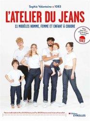 Dernières parutions dans EYROLLES, L'atelier du jean