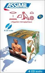 Dernières parutions sur Egyptien hiéroglyphique, CD - L'Égyptien Hiéroglyphique - Débutants et Faux-débutants