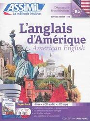 Dernières parutions sur Anglais américain, Super Pack - L'Anglais d'Amérique - Americain English - Débutants et Faux-débutants