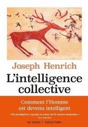 Dernières parutions sur Sciences de la vie, L'intelligence collective