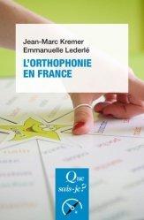 Dernières parutions sur Questions d'éducation, L'Orthophonie en France