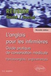Souvent acheté avec Abrégé de culture sanitaire et sociale, le L'anglais pour les infirmières livre médecine 2020, livres médicaux 2021, livres médicaux 2020, livre de médecine 2021