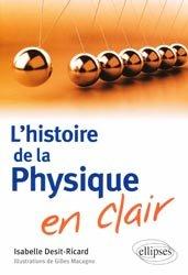Dernières parutions dans En clair, L'histoire de la physique en clair