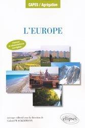Dernières parutions dans Capes / Agrégation, L'Europe
