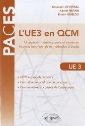 Dernières parutions sur QCM POUR L'UE3, L'UE3 en QCM