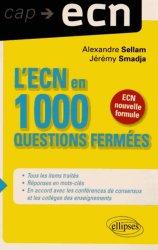 Souvent acheté avec L'ECN en +1000 questions, le L'ECN en 1000 Questions fermées