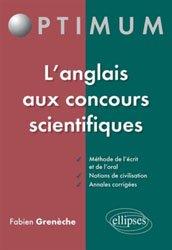 Dernières parutions sur Dictionnaires et cours fondamentaux, L'anglais aux concours scientifiques
