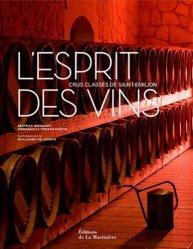 Nouvelle édition L'Esprit des vins