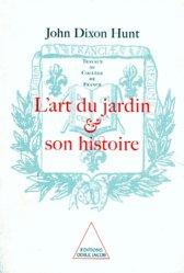 Dernières parutions dans Travaux du Collège de France, L'art du jardin et son histoire