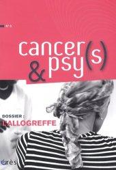 Dernières parutions dans Cancers & psy(s), L'Allogreffe