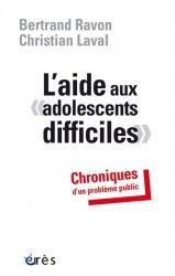 Dernières parutions dans Études, recherches, actions en santé mentale en Europe, L'aide aux adolescents difficiles
