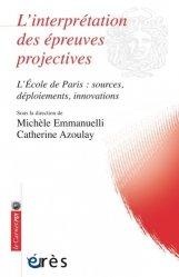 Dernières parutions dans Le carnet Psy, L'interprétation des épreuves projectives
