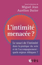 Dernières parutions sur Gérontologie, L'intimite menacée majbook ème édition, majbook 1ère édition, livre ecn major, livre ecn, fiche ecn