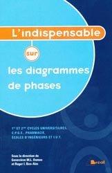 Dernières parutions sur LMD, Les diagrammes de phases