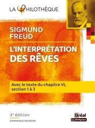 Dernières parutions sur Freud, L'Interprétation des rêves de Freud