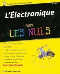 Dernières parutions sur Cours d'électronique, L'Électronique pour les Nuls