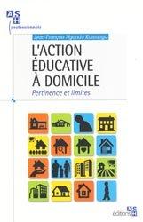 Souvent acheté avec Réhabiliter les copropriétés 1950 - 1984, le L'action éducative à domicile