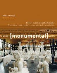 Dernières parutions dans Monumental, L'Objet monument historique