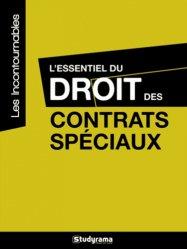 Dernières parutions dans Les Incontournables, L'essentiel du droit des contrats spéciaux