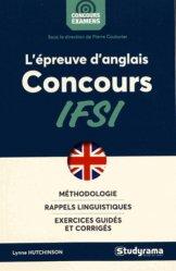 Dernières parutions sur Concours d'entrée en IFSI, L'épreuve d'anglais au concours IFSI